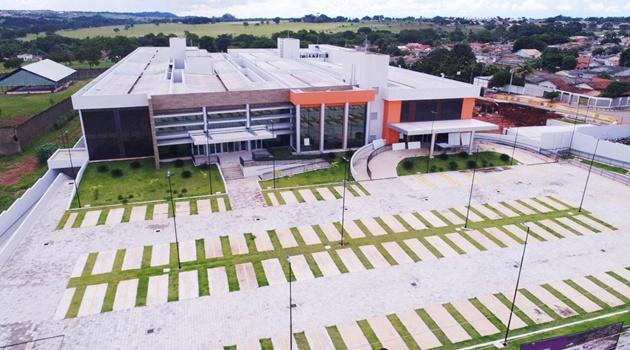 Força-tarefa trabalha para antecipar entrega de hospital em Goiânia