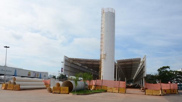 BRT Norte-Sul avança mais uma etapa, no entorno do Terminal Isidória