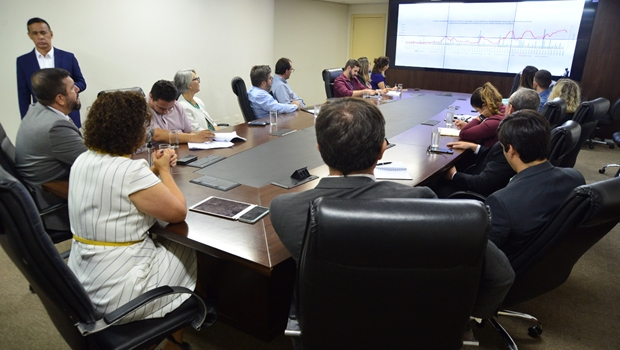 Iniciativa do Governo Estadual dá inicio a recuperação do Meia Ponte