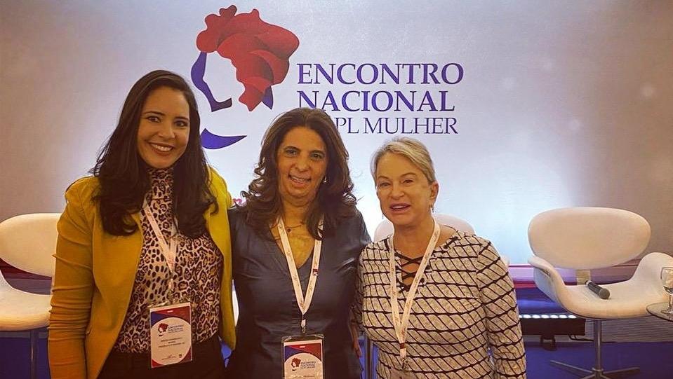 Cristina Lopes filiou-se no PL no sábado e definiu a candidatura a prefeita de Goiânia
