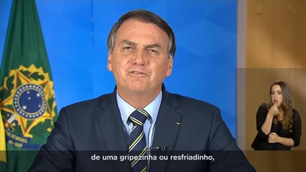 Justiça dá prazo de 48h para Bolsonaro apresentar resultado de exame de Covid-19