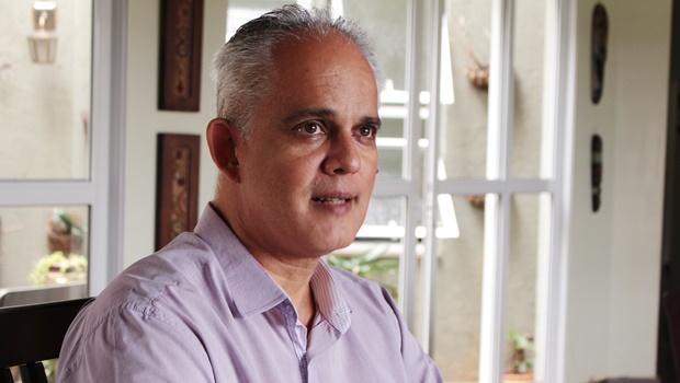 Professor José Alexandre Felizola Diniz Filho fala sobre nova metodologia de distribuição de bolsas da Capes | Foto: Ana Clara Diniz