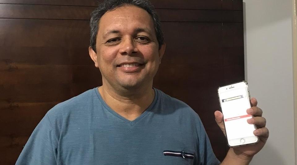 Nilson Gomes dispensa Fundo Partidário e quer se eleger prefeito com R$ 50 mil