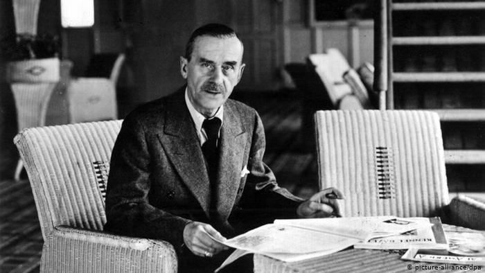 Sérgio Buarque de Holanda entrevista Thomas Mann em 1929 e descobre a origem brasileira de sua mãe