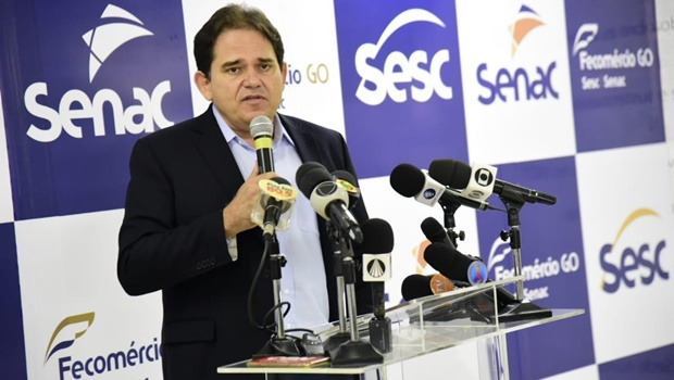 Presidente da Fecomércio defende abertura de comércios no carnaval, desde que haja respeito a convenções coletivas