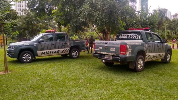 Forças de segurança atuam contra avanço do coronavírus em Goiás
