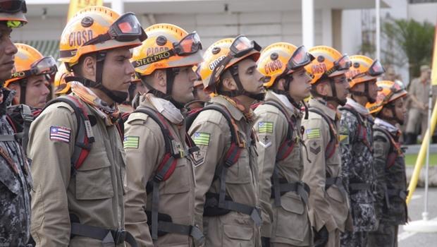 Corpo de Bombeiros de Goiás forma primeira turma especializada em salvamento de desastres