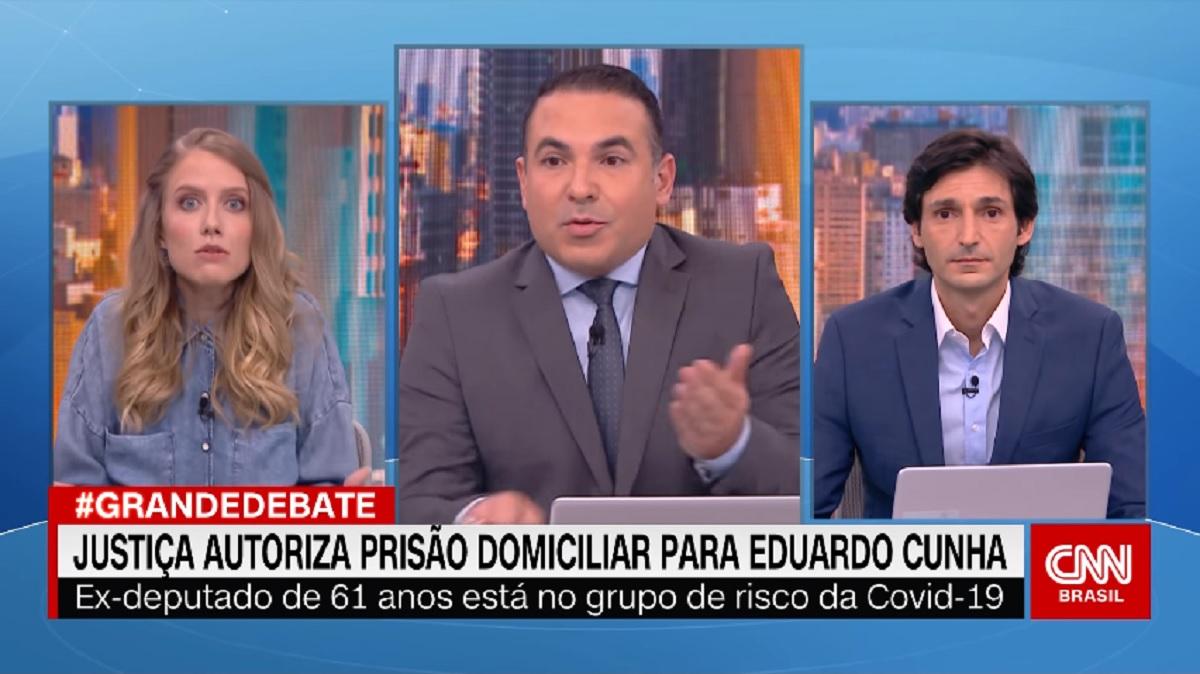 Gabriela Prioli alega constrangimento e pede demissão da CNN