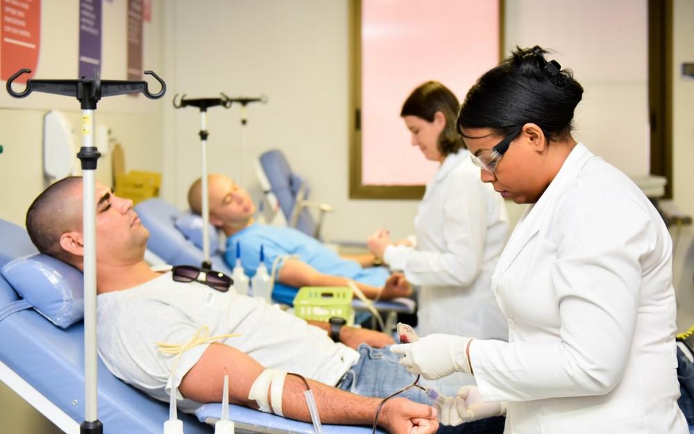 Banco de Sangue de Porangatu inicia 2021 com queda no número de doadores