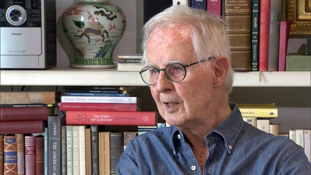 Morre o jornalista Fernando Pedreira. Ele tinha 94 anos