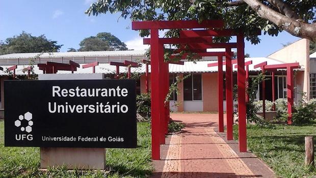 UFG lança edital emergencialde alimentação para universitários