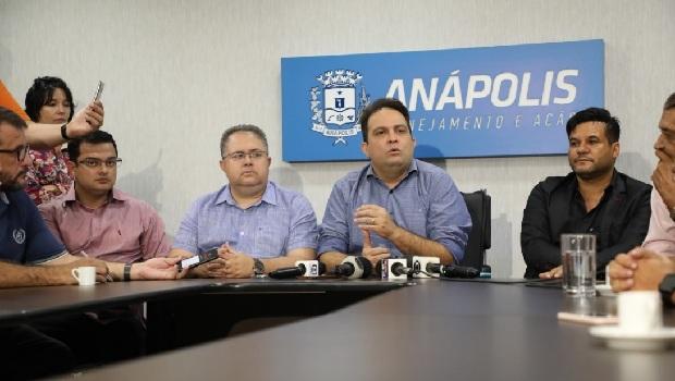 Anápolis pode sair na frente com flexibilização da quarentena, aponta Naves
