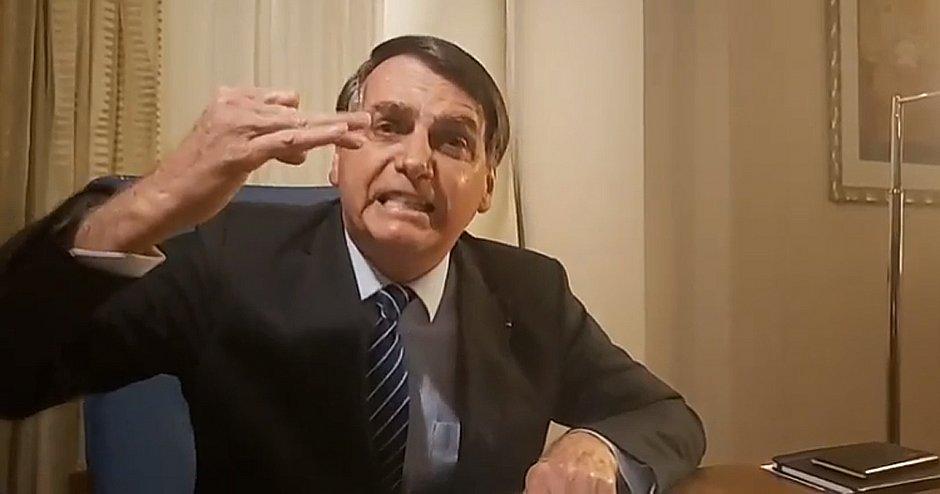 Bolsonaro nasceu para destruir e não para construir. Ruim para os brasileiros