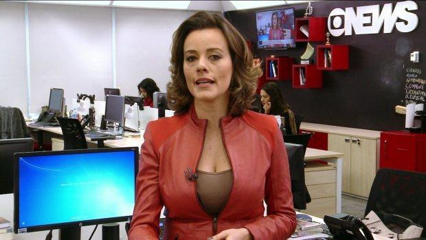 Natuza Nery firma-se como analista competente de política da GloboNews - Jornal Opção