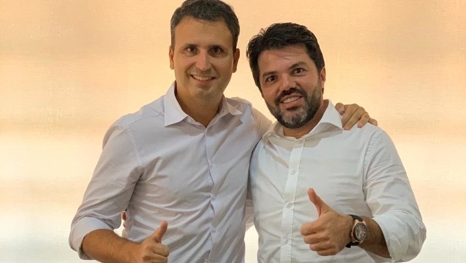 Filiado ao MDB, o médico Pedro Paulo Canedo é cotado para ser vice de Márcio Corrêa em Anápolis