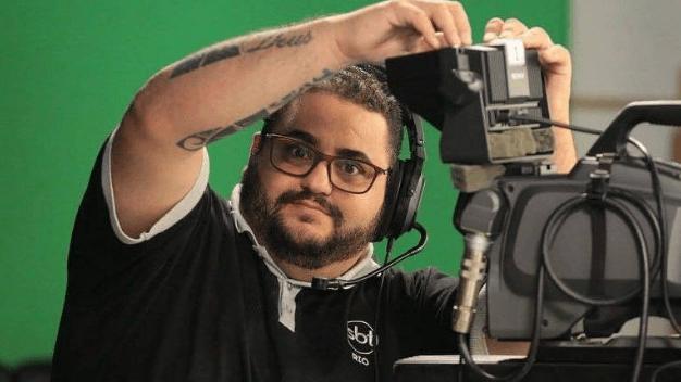 Operador de câmara do SBT do Rio de Janeiro morre de Covid-19. É a segunda morte