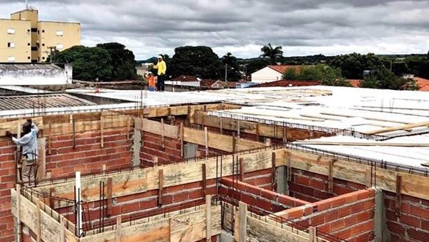 Ampliação do Pronto Socorro de Palmeiras de Goiás deve ser entregue em julho