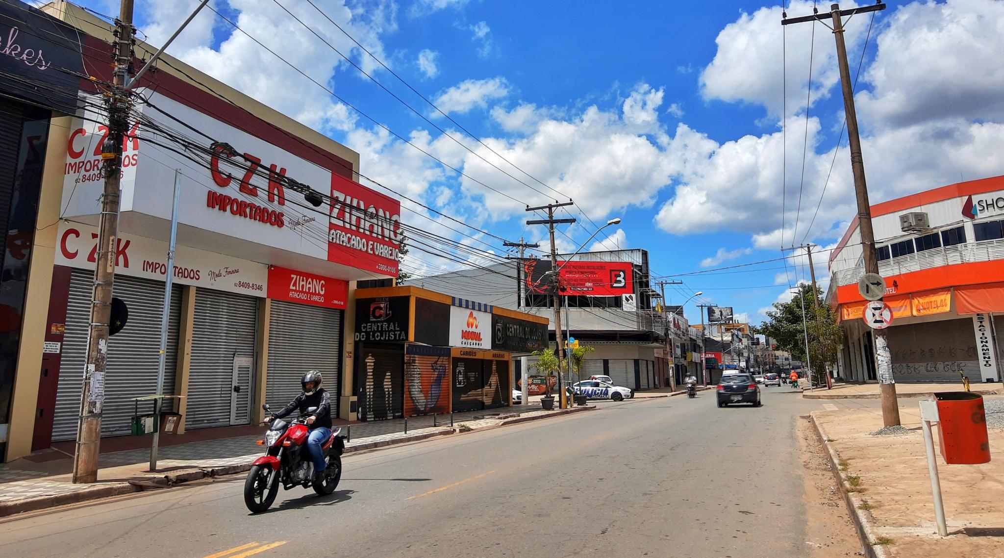 Confira o que pode funcionar em Goiânia e Região Metropolitana
