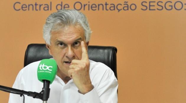 """Goiás pode aderir lockdown intermitente. """"Precisamos de uma ação dura"""", diz governador"""