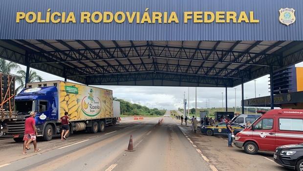 PRF registra 14 mortes nos últimos 6 dias nas rodovias federais que cortam Goiás