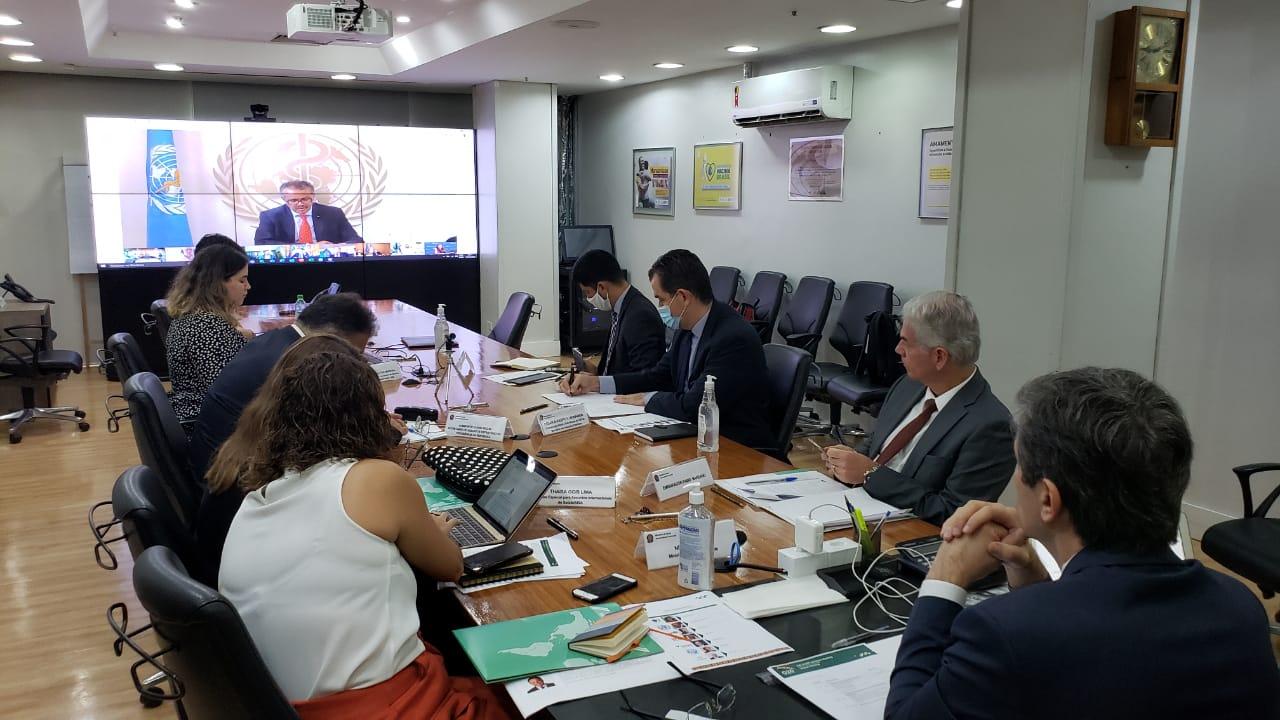 G20: Ministros debatem pandemia da Covid-19 e seus impactos