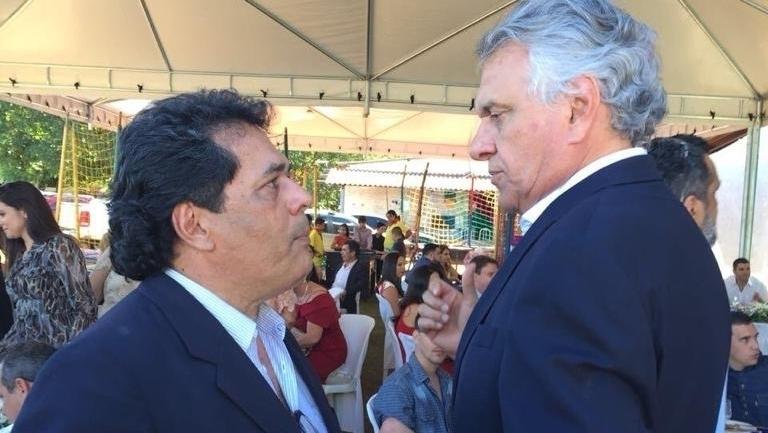 Willian Machado é a aposta de Caiado para a Prefeitura de Crixás