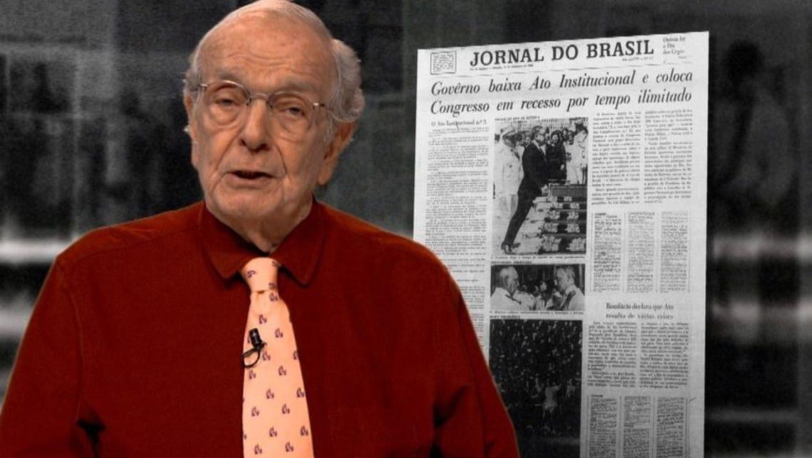 Saiba qual foi o segredo do grande sucesso do Jornal do Brasil