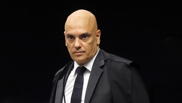 Alexandre de Moraes retira sigilo do inquérito de atos antidemocráticos