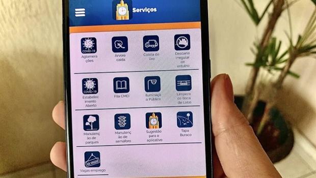 Aplicativo 'Prefeitura 24 horas' já recebeu quase nove mil denúncias de aglomerações