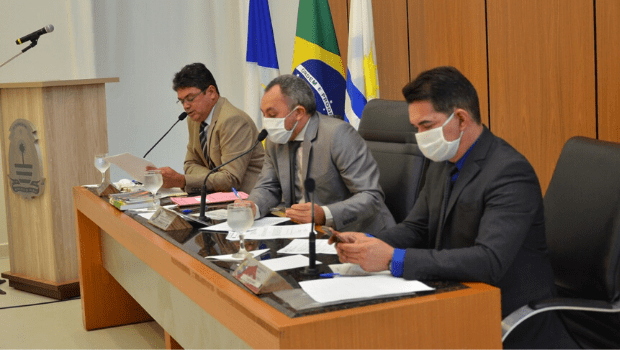 Câmara de Palmas aprova crédito extraordinário para combate à Covid-19