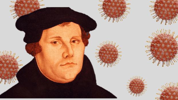 O que Lutero pode ensinar aos evangélicos atuais sobre o coronavírus