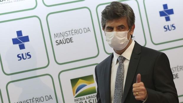 Nelson Teich despedida 15-5-2020 - Foto Marcello Casal Jr Agência Brasil (8)