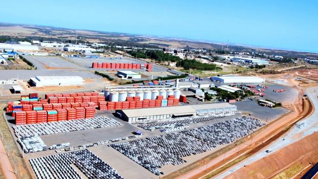Justiça do DF reforça suspensão da licitação de Porto Seco em Anápolis