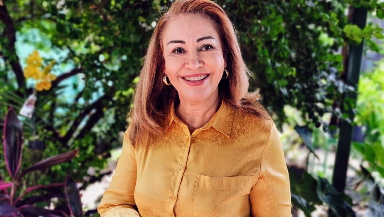 Sirlene Borba quer ser prefeita de Rubiataba pra gerar empregos e melhorar a renda da população