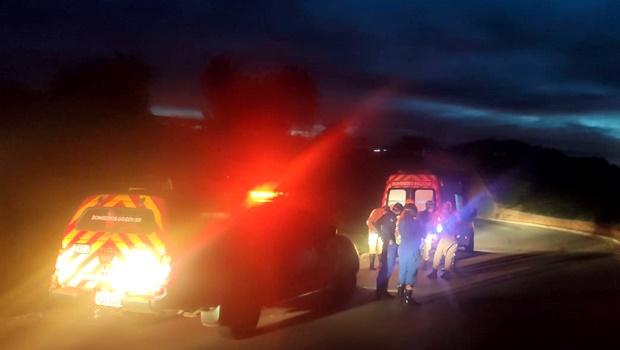 Homem morre em acidente no Goiânia 2, nesta manhã