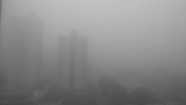 Goiânia pode registrar 12°C na quarta-feira