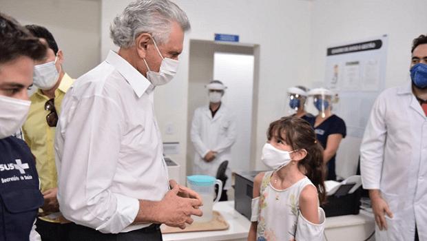 Hospital de Jaraguá recebe R$ 1,7 milhão para compra de equipamentos