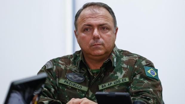 STF abre inquérito para apurar conduta de ministro da Saúde no colapso em Manaus