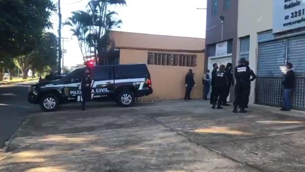 Polícia investiga compra de medicamentos superfaturados pela prefeitura de Montes Claros