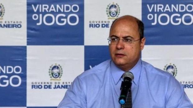 Após determinação da justiça, Edmar Santos pede exoneração ao Witzel