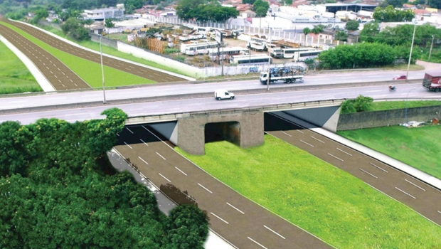 Prefeitura de Goiânia inicia construção de viaduto na BR-153