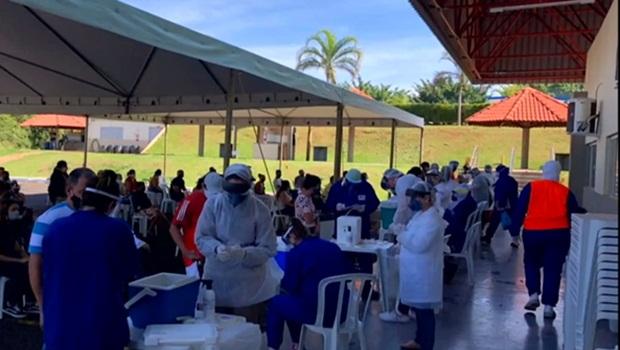 BRF Rio Verde 2 - Foto Reprodução TV Anhanguera
