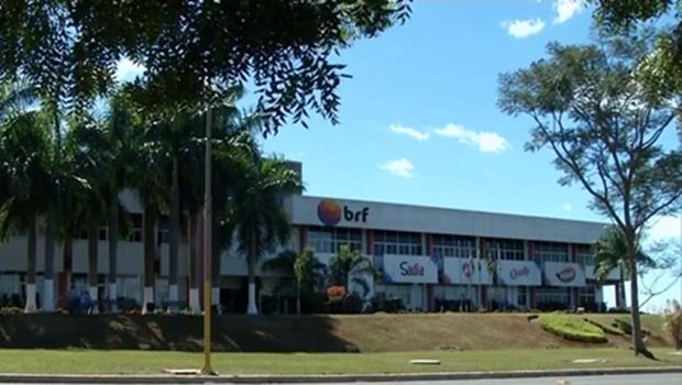 BRF Rio Verde - Foto Reprodução TV Anhanguera