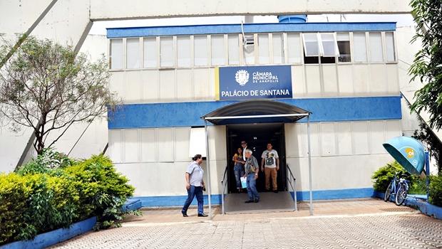 TCM impede Câmara Municipal de Anápolis de conceder aumentos e gratificações