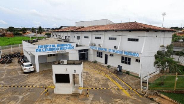 Novo hospital de campanha de Araguaína entra em funcionamento até setembro