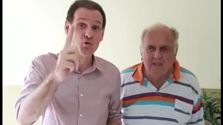 Zé Carlos vai enfrentar a prefeita Edjane Alves em Maurilândia