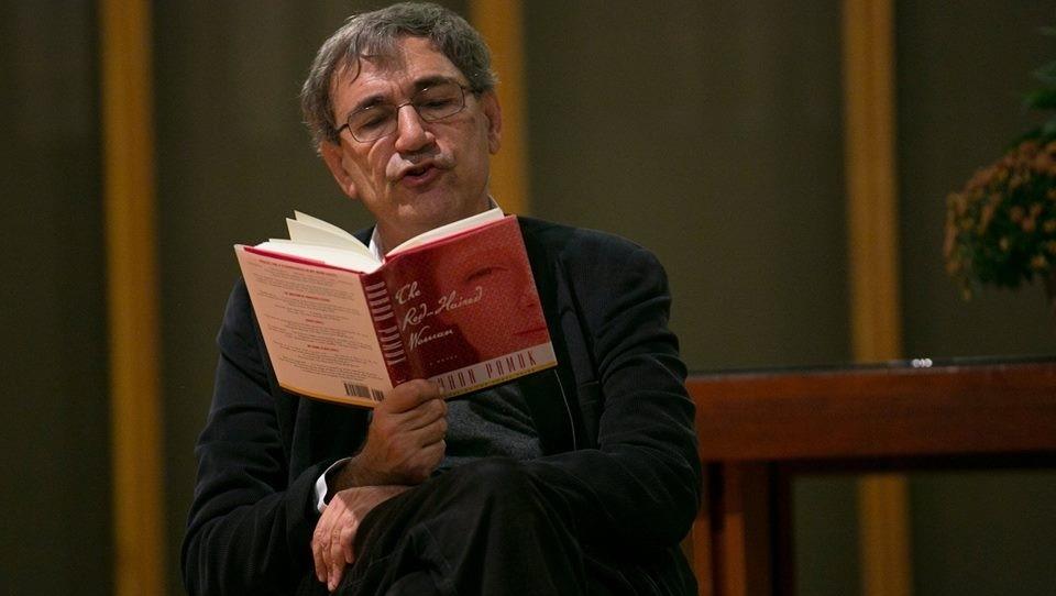 Orhan Pamuk discute com mestria prosa de Vargas Llosa e Vladimir Nabokov