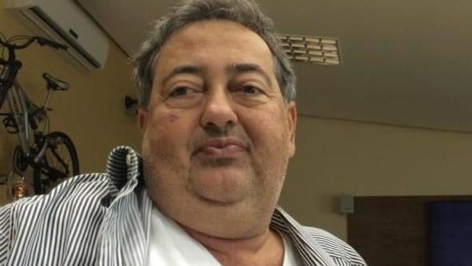 A política de Anápolis passava pela casa de Ricardo Naben, que morreu aos 61 anos