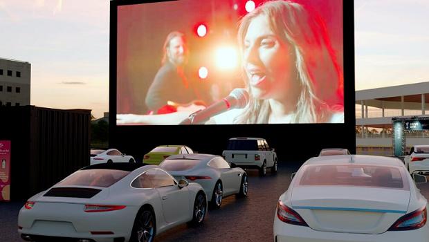 Cine drive-in em Goiânia promete ser opção segura de entretenimento durante quarentena