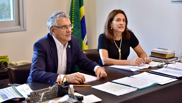 Governo de Goiás promove debate permanente com municípios sobre ações sociais de enfrentamento a pandemia